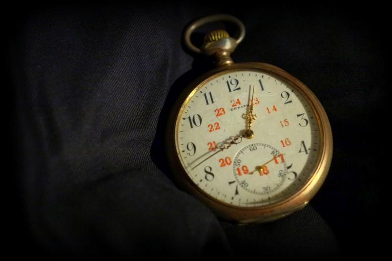 Dating zenith pocket watches